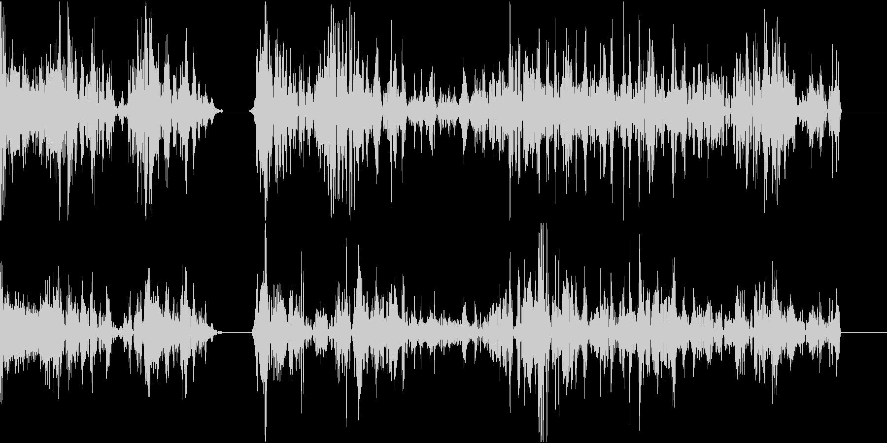 TVFX POPなザッピング音 3の未再生の波形