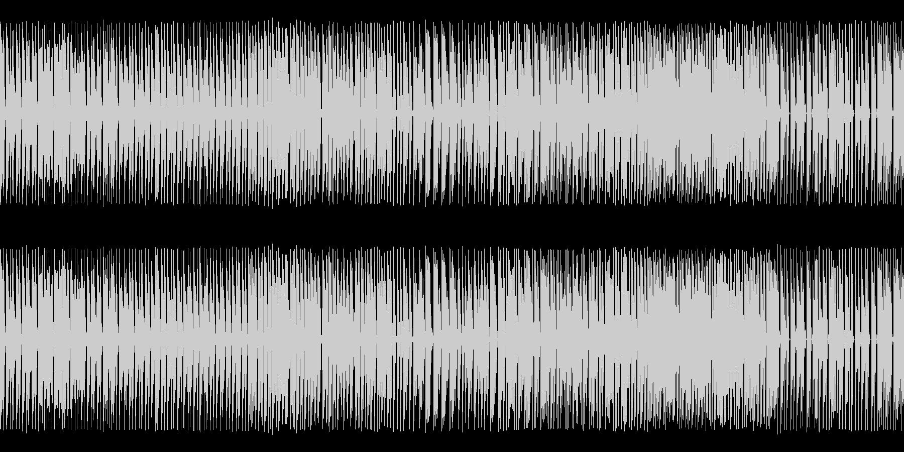 BGM014-05 ファミコンサウンド…の未再生の波形