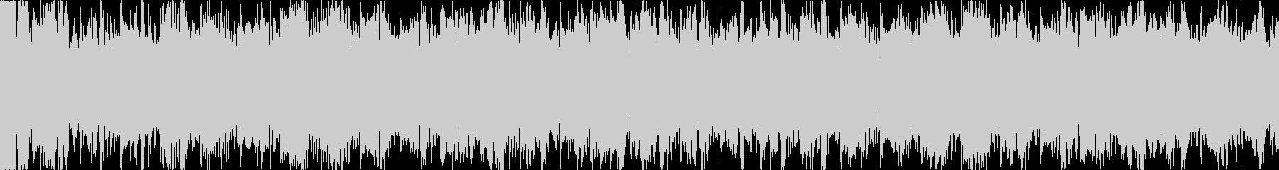 【ループC】パワフルで高揚感ピアノEDMの未再生の波形