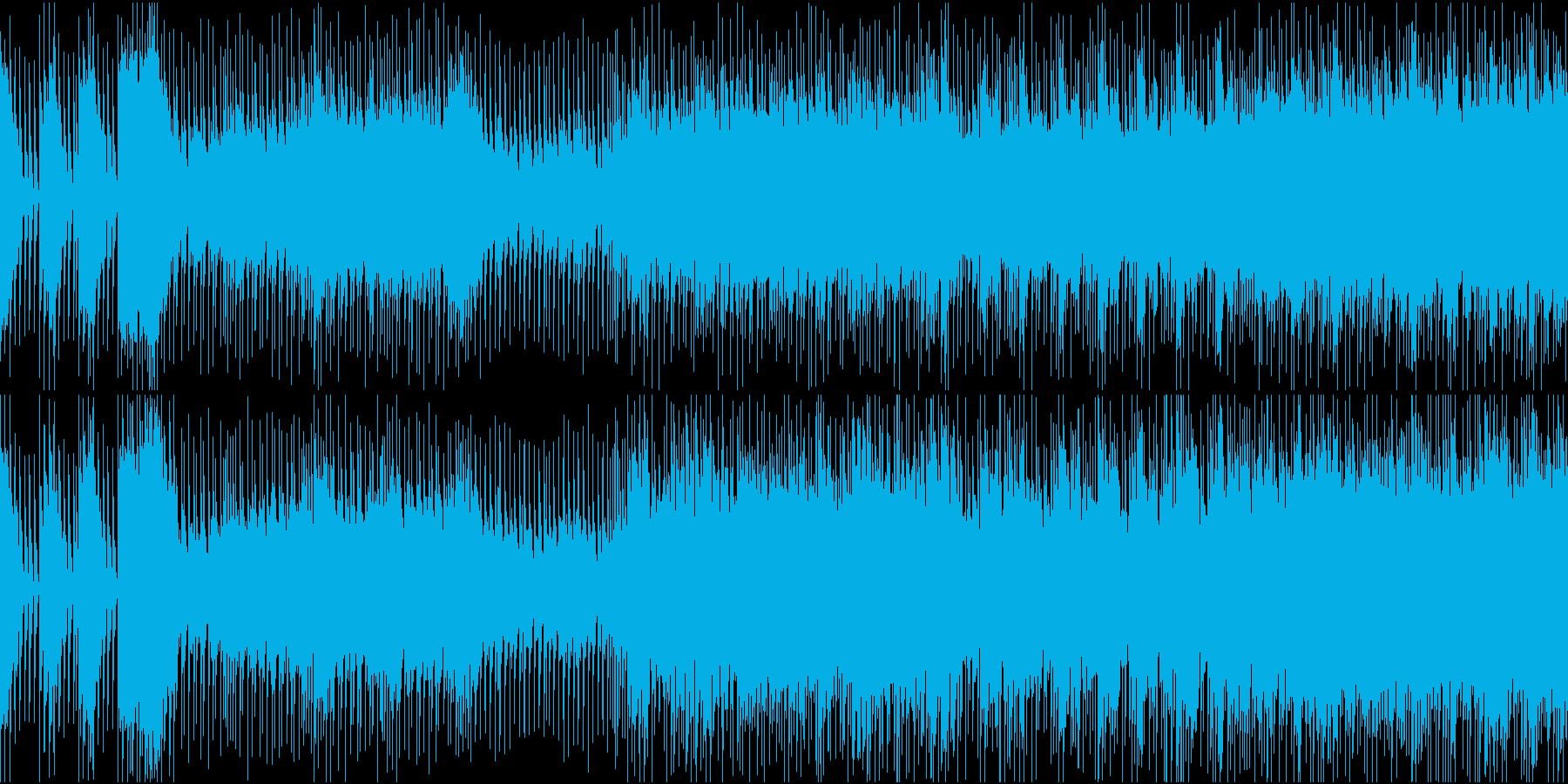 ノージャンル 一般ボステーマの再生済みの波形