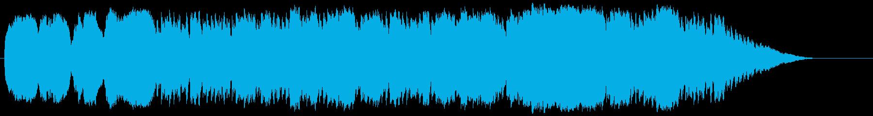 木管楽器+ストリングス曲_001木管楽…の再生済みの波形