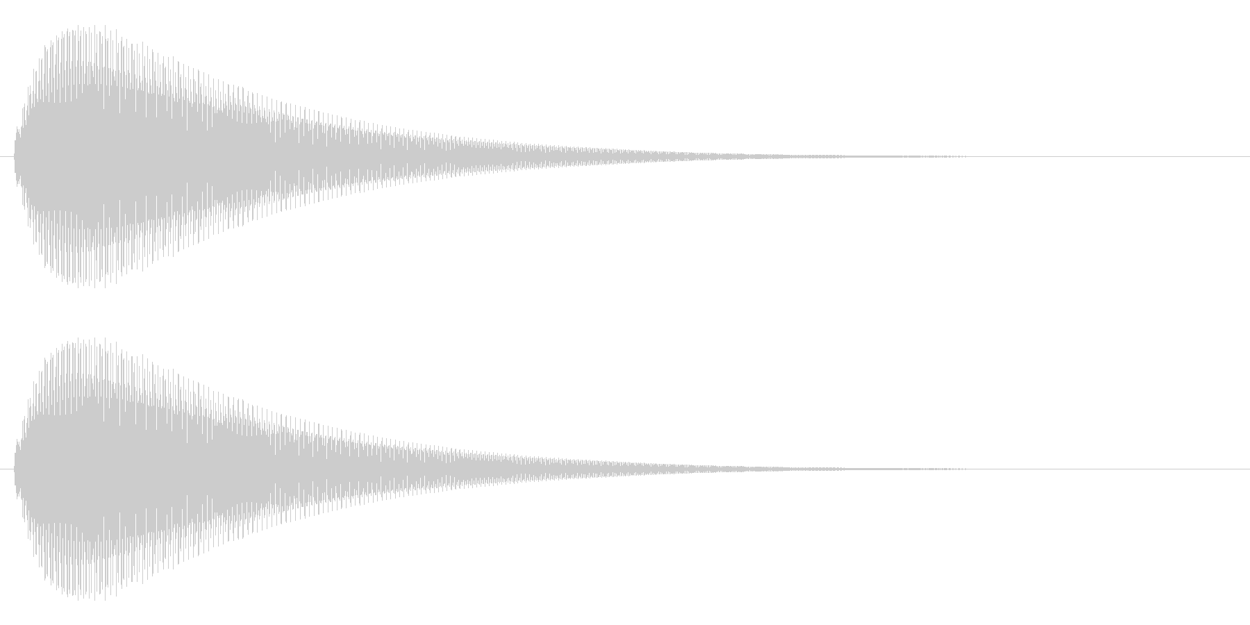 【ピヨーン】ファミコン系ジャンプ音_06の未再生の波形