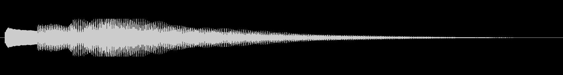 【チャイム アナウンス02-up2】の未再生の波形