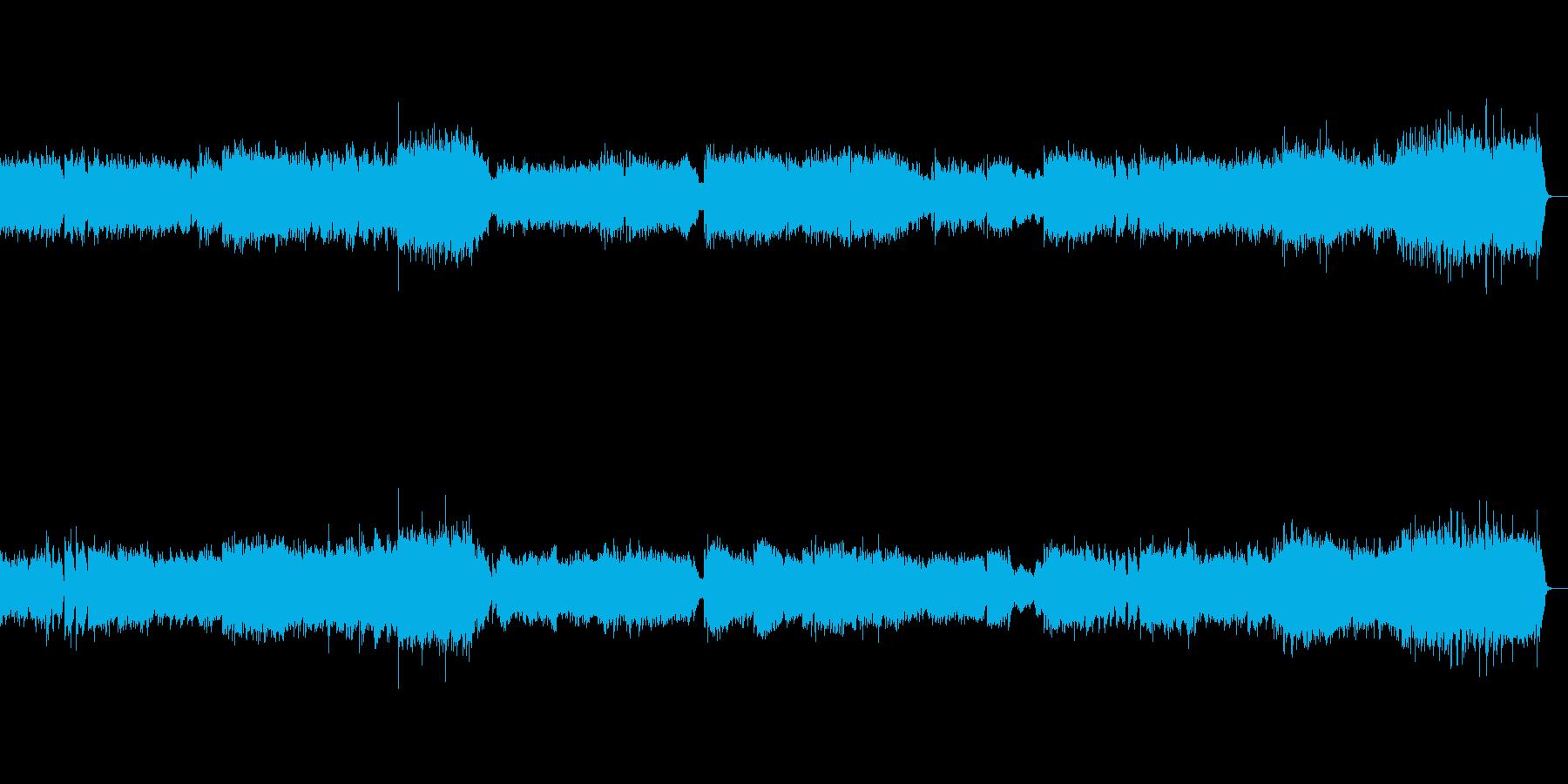 小組曲より第二楽章行列の再生済みの波形