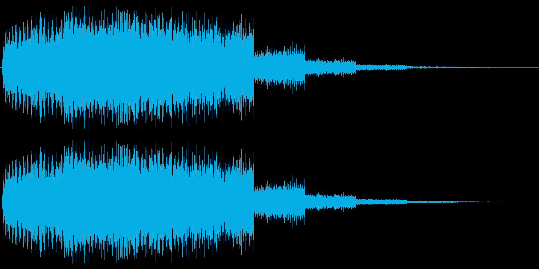 キラキラキラ(流れ星)の再生済みの波形