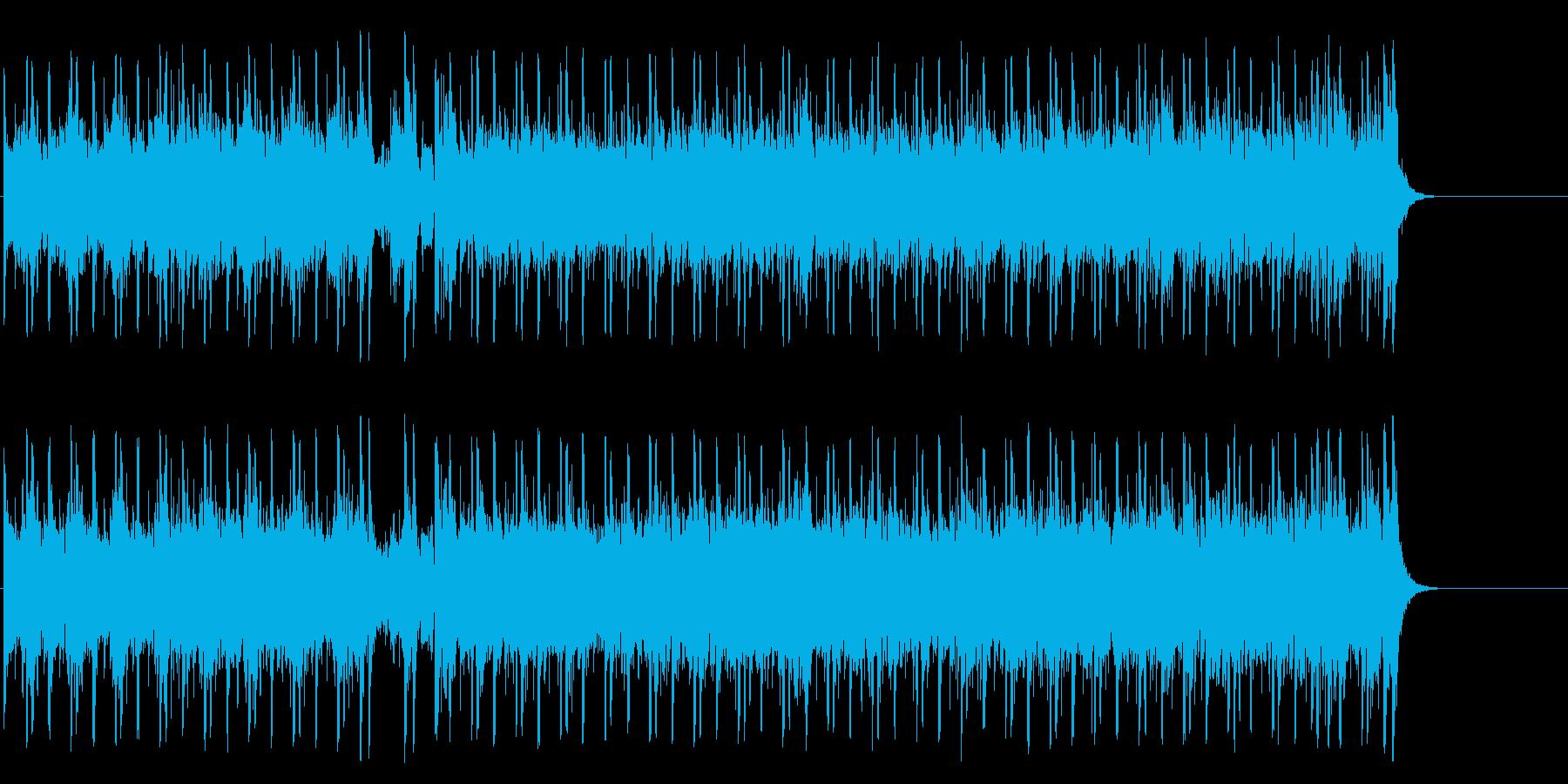 ドライブしたくなるポップ(サビ~イン…)の再生済みの波形