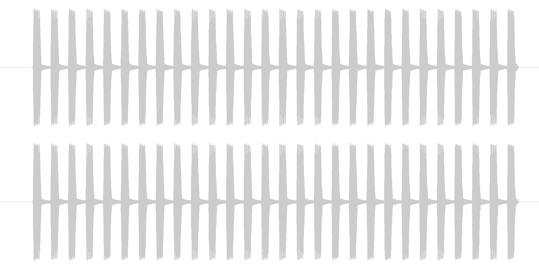 SNES シューティング02-16(スコの未再生の波形