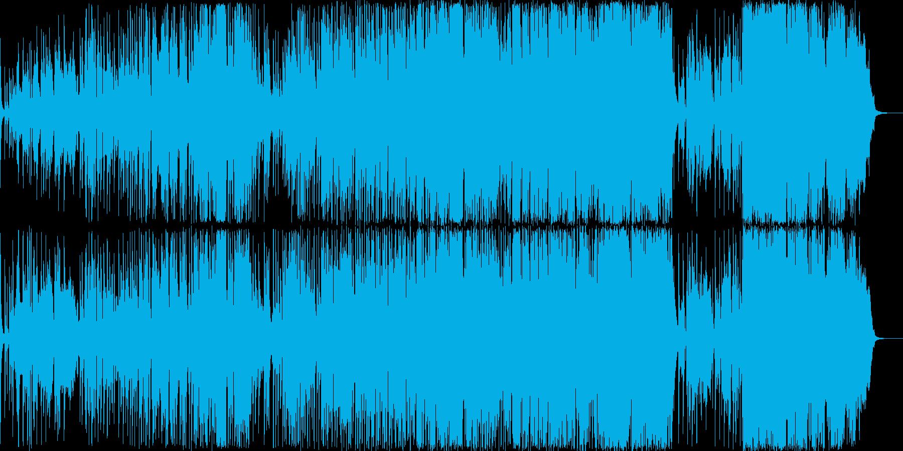 冬を思わせる切ないピアノ系ラブバラードの再生済みの波形
