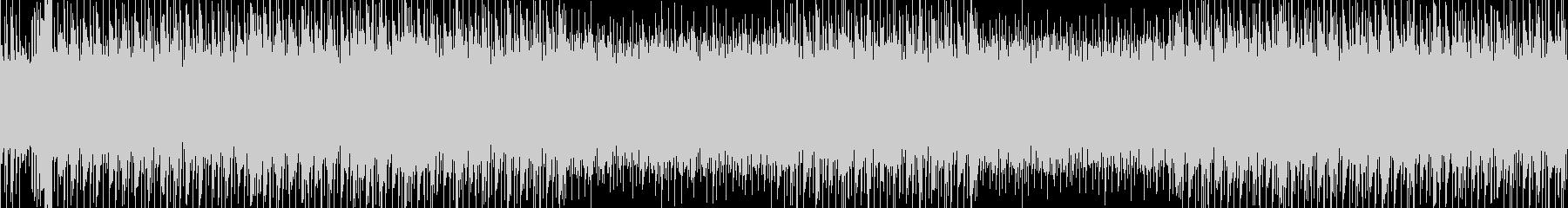 シューティング等のゲームBGM/ループ可の未再生の波形