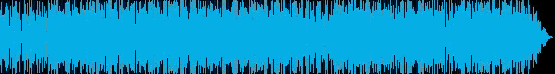 オルガンを主旋律にして、ちょっと懐かし…の再生済みの波形