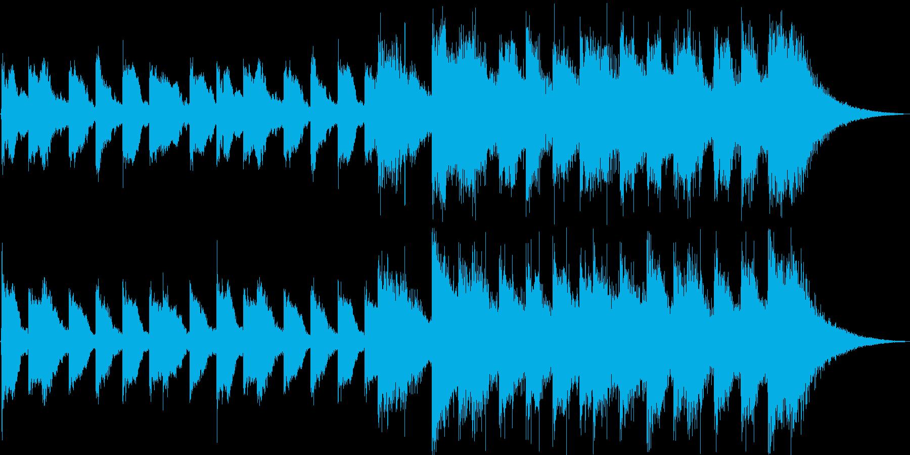ジャジー イベントアタック オープニングの再生済みの波形