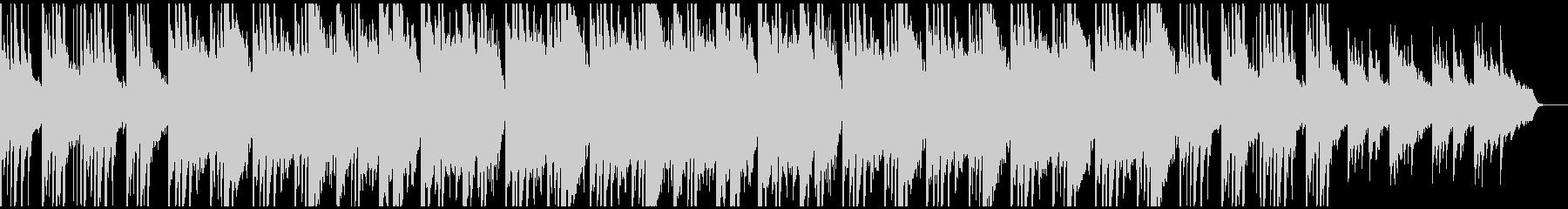 和風バラード 琴、和太鼓、尺八、ピアノの未再生の波形