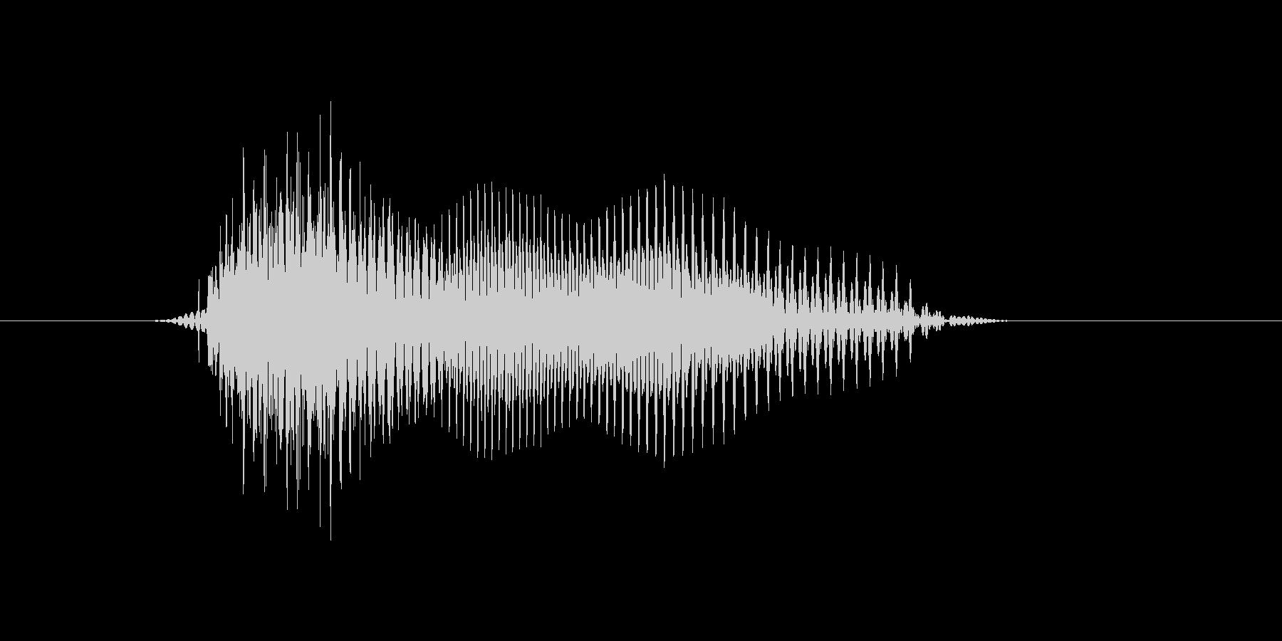 g,G,G(ジー)の未再生の波形