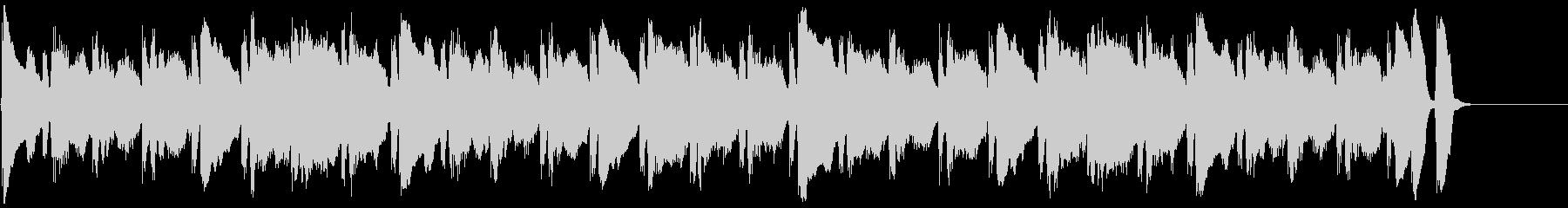 ネットCM 30秒 フルートB 日常の未再生の波形