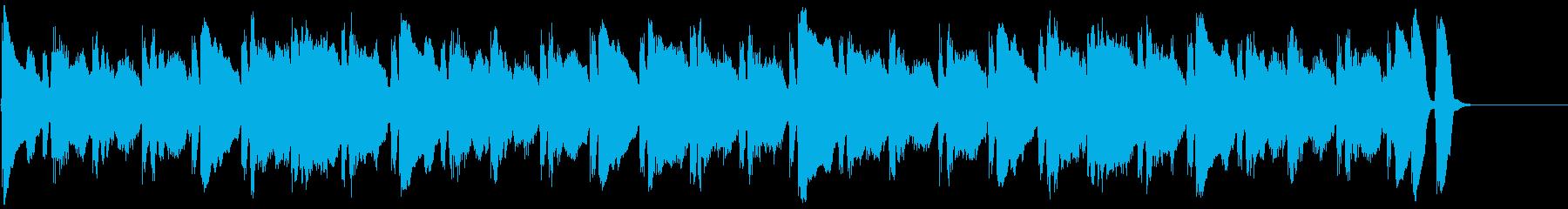 ネットCM 30秒 フルートB 日常の再生済みの波形