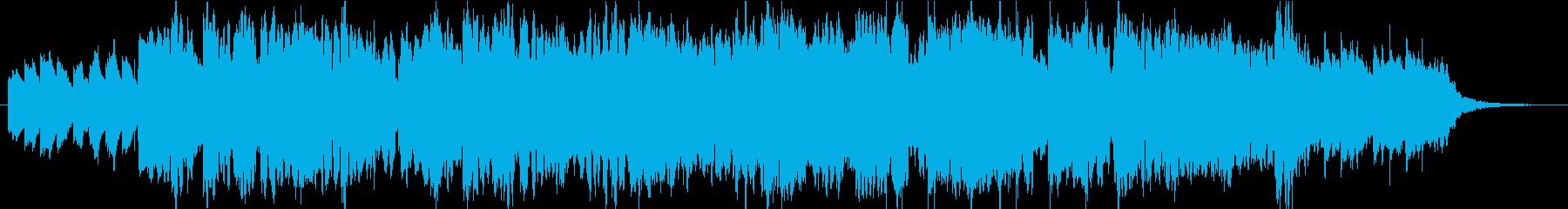 カルメンより間奏曲の再生済みの波形