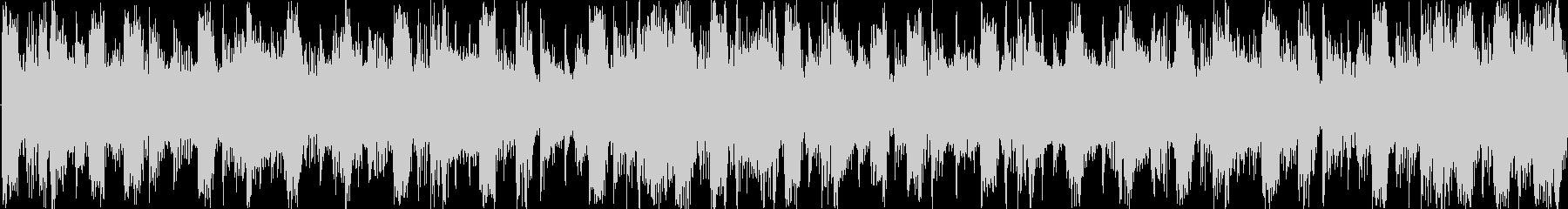 空間的な音響を駆使したループ楽曲です。の未再生の波形