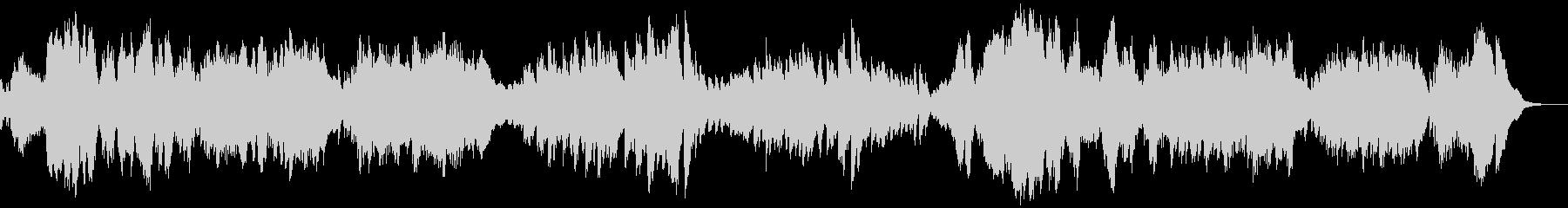 ワルツ第6番変ニ長調 作品64-1 の未再生の波形