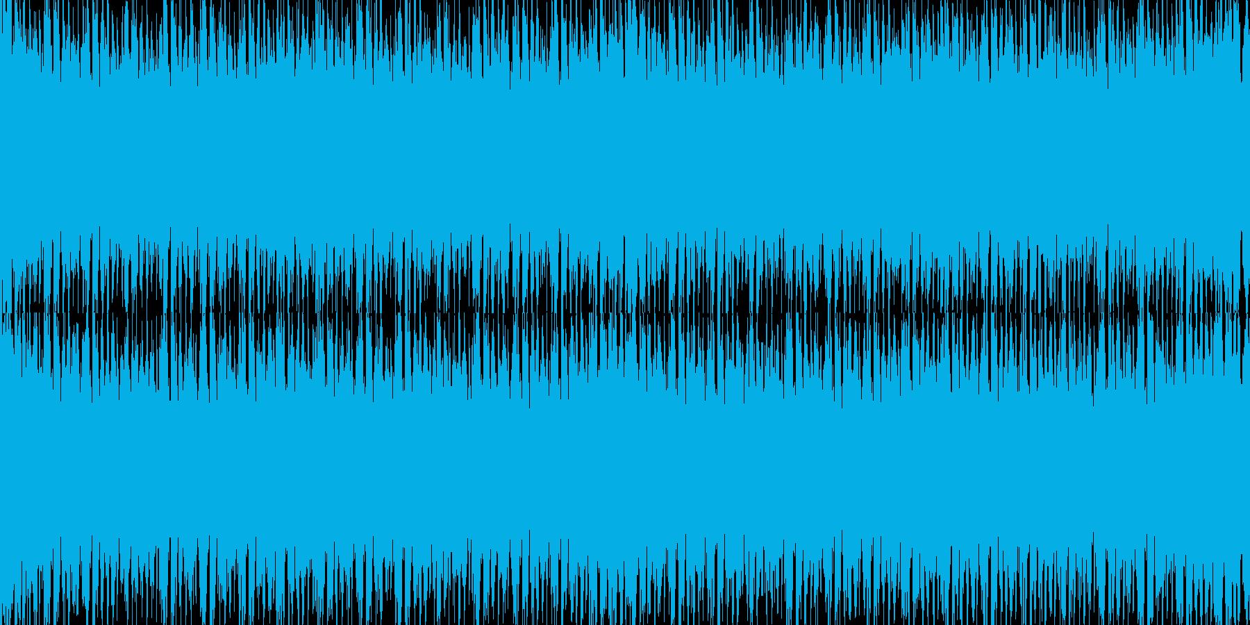 【EDMループ素材】企業・映像制作向きGの再生済みの波形