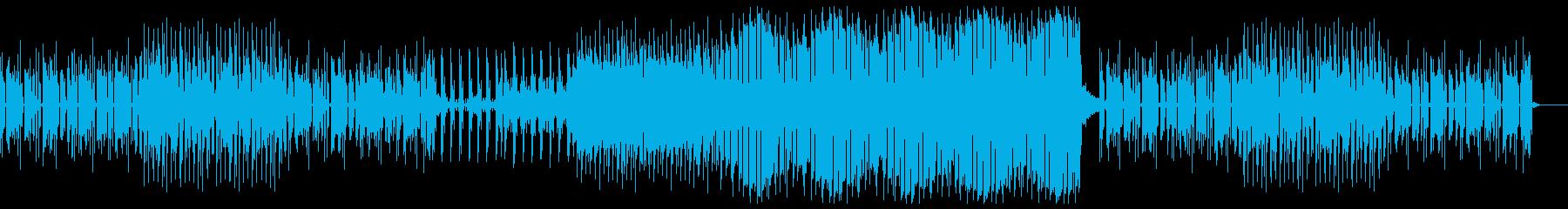 エレクトロ・ダウンテンポ・トラップの再生済みの波形