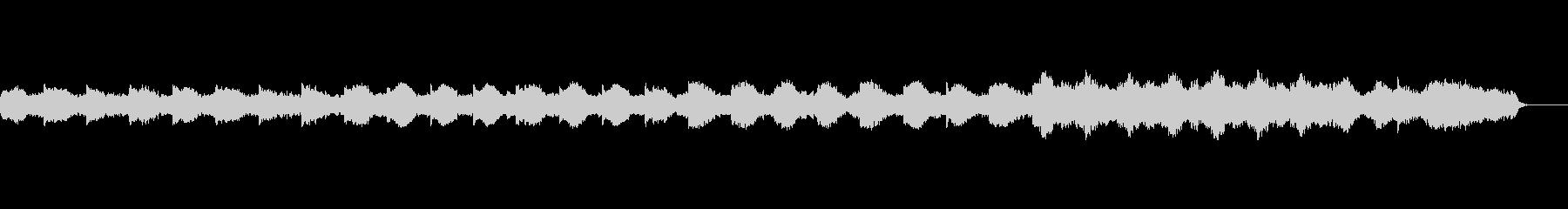 この曲は、ドラゴンクエスト世界の天竺…の未再生の波形