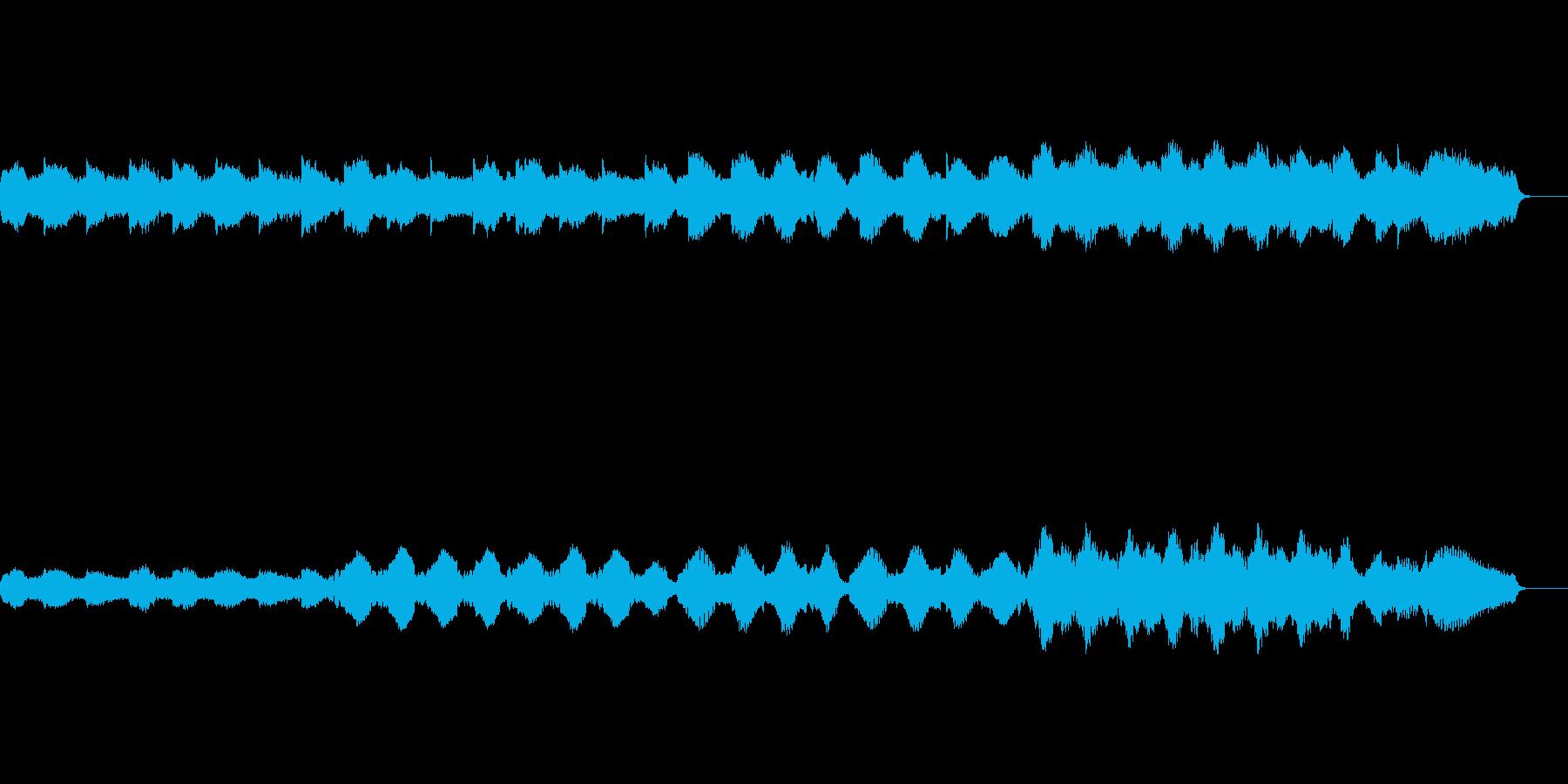 この曲は、ドラゴンクエスト世界の天竺…の再生済みの波形