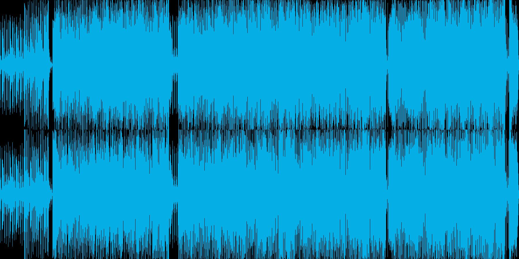 英雄ポロネーズ/ボサノバアレンジの再生済みの波形