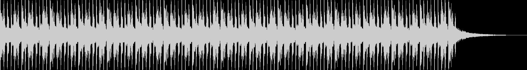 エレピが印象的なジャジーヒップホップの未再生の波形