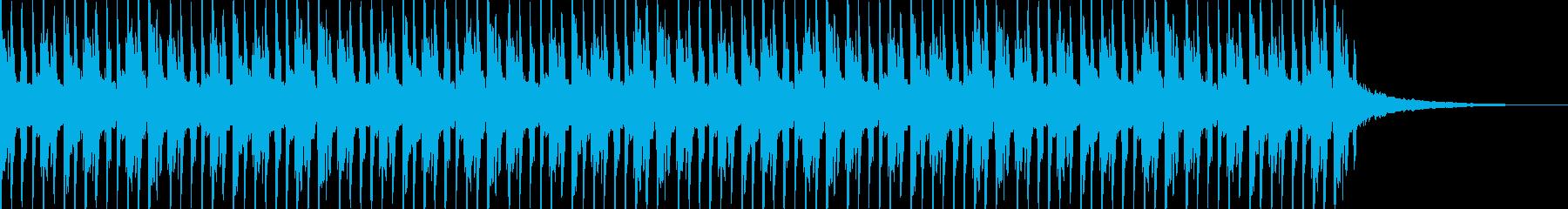 エレピが印象的なジャジーヒップホップの再生済みの波形