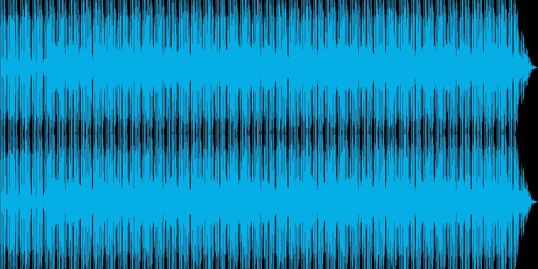 エンディングなどの再生済みの波形