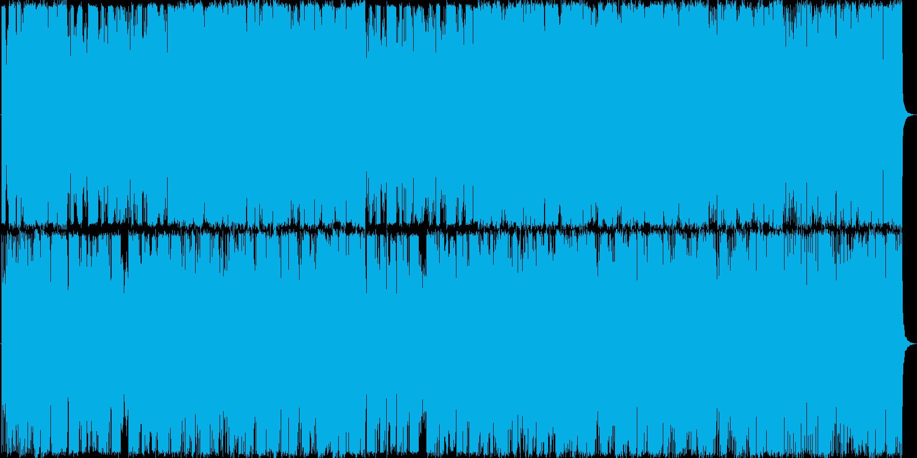 【かっこいい系】どうして~決意~の再生済みの波形