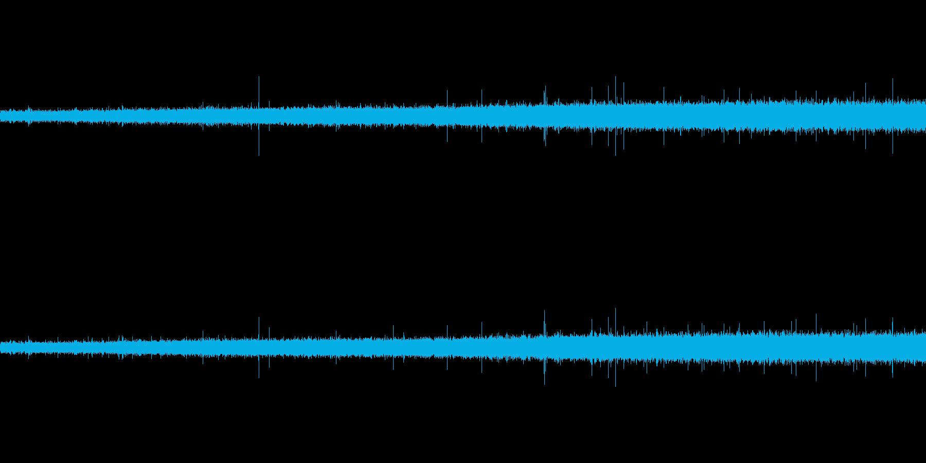 【生音】 梅雨 - 豪雨_16の再生済みの波形