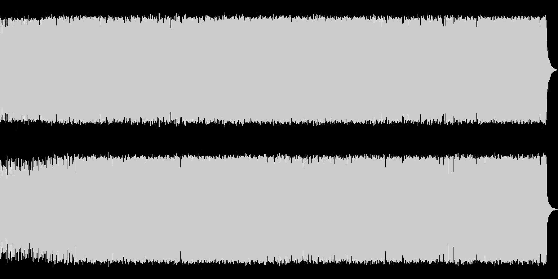 不吉さを思わせるダンジョン系の曲【RP…の未再生の波形