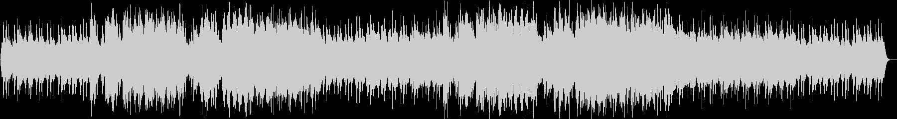 不気味なシンセ・オルガンサウンドの未再生の波形