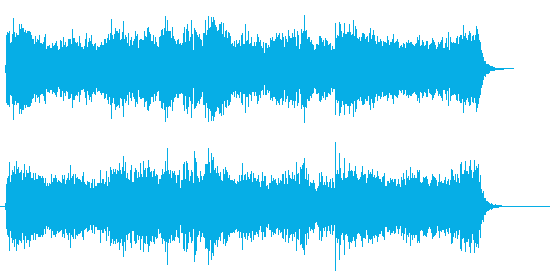 超王道のハッピーエンド。の再生済みの波形