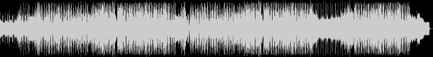 ヒップホップ風のリズムのR&Bバラード3の未再生の波形