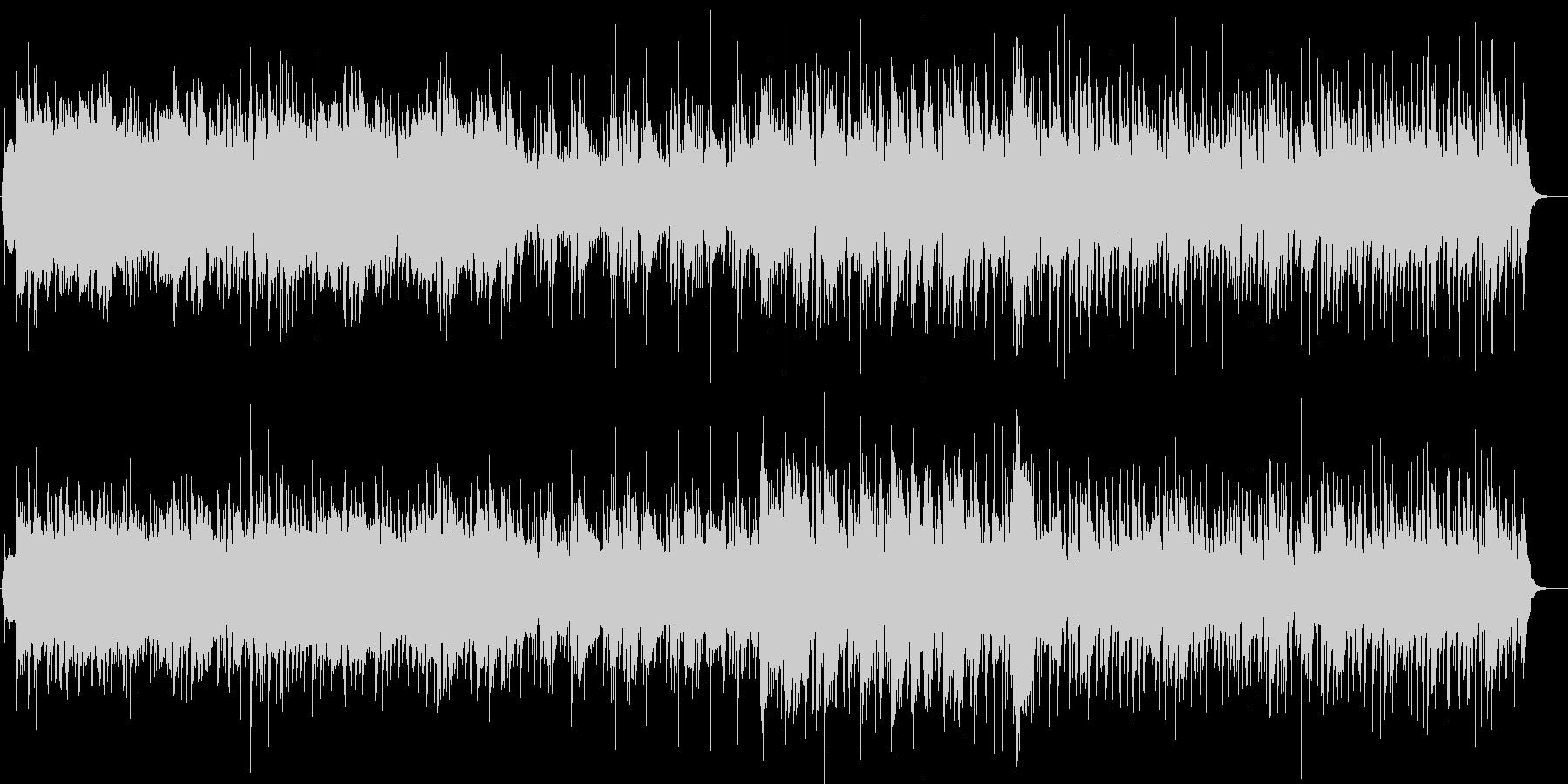 【CM・PV】明るい雰囲気の優雅な曲調の未再生の波形
