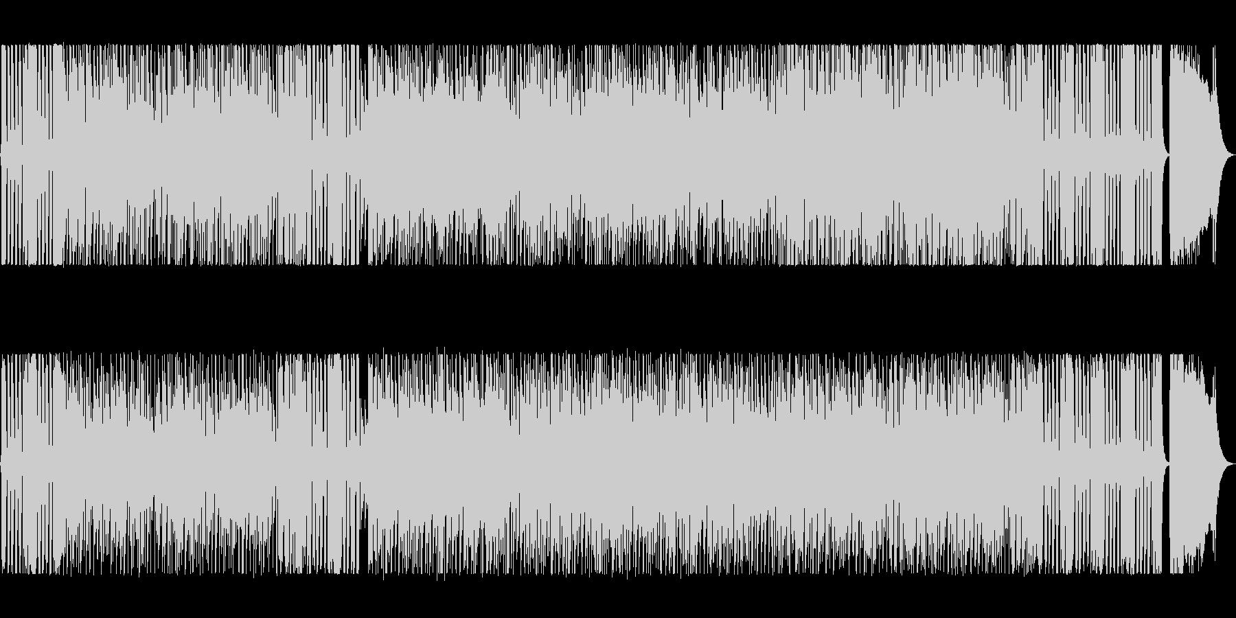 アコギが奏でる大人のサウンドの未再生の波形
