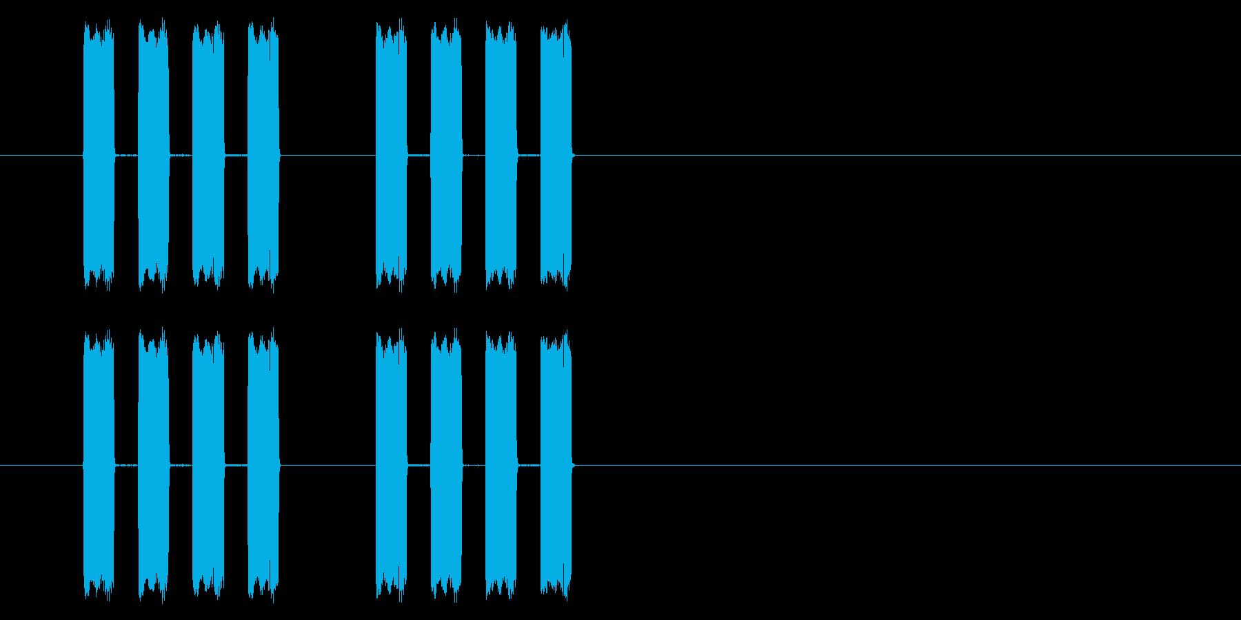 【GB 格闘01-14(メッセージ)】 の再生済みの波形