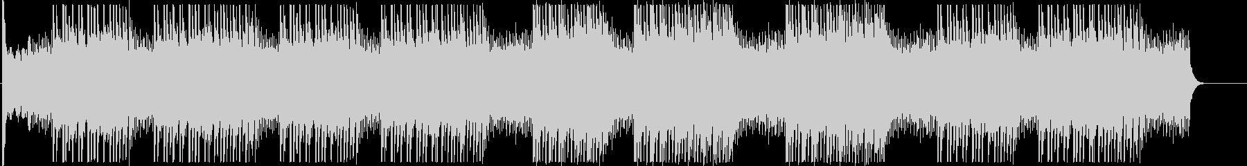 和洋折衷なレトロサウンドの未再生の波形