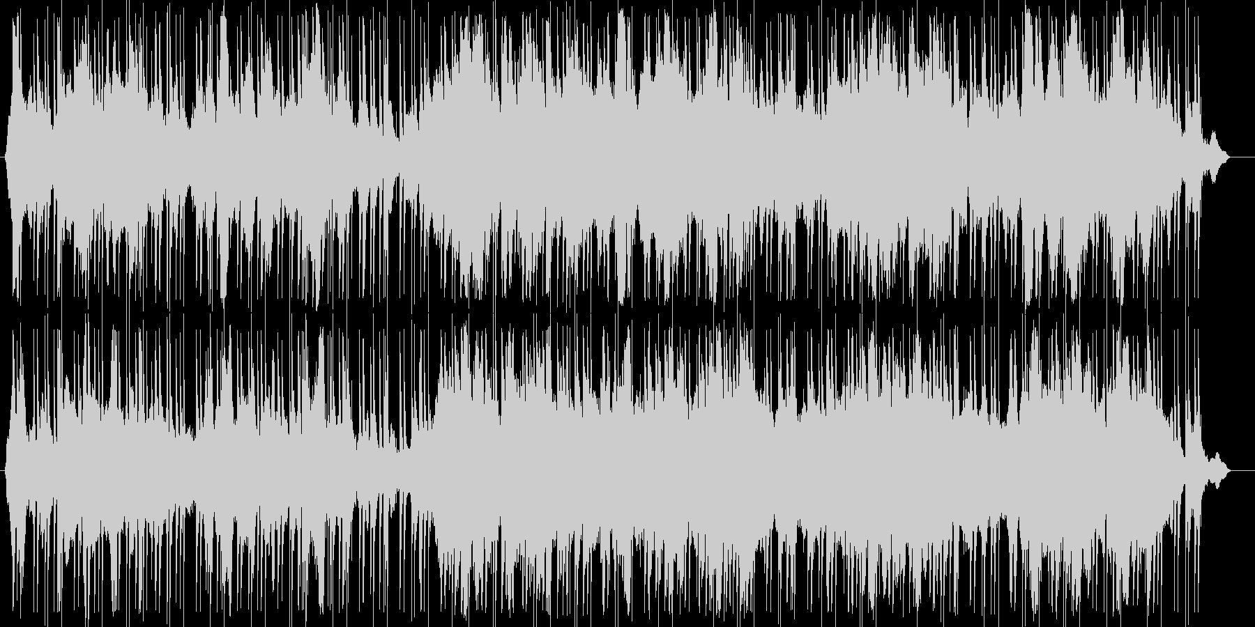 荒廃的エレクトロニカ、アンビエントの未再生の波形