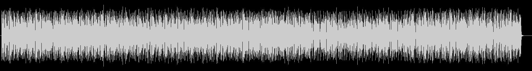 和風で楽しげな管楽器シンセサウンドの未再生の波形