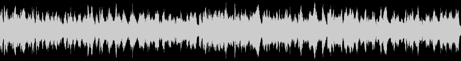 平和なファンタジー村(環境音有版)の未再生の波形