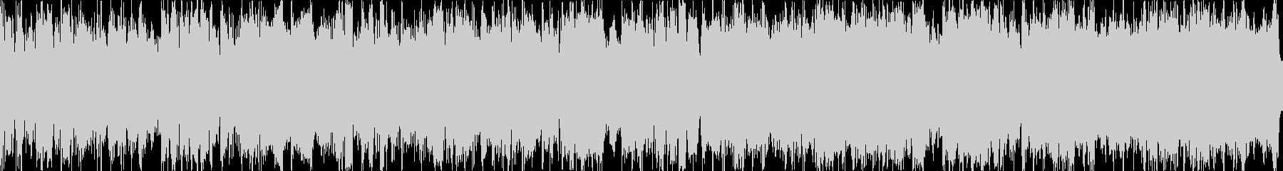 8bitピコピコ(つなぎ)の未再生の波形