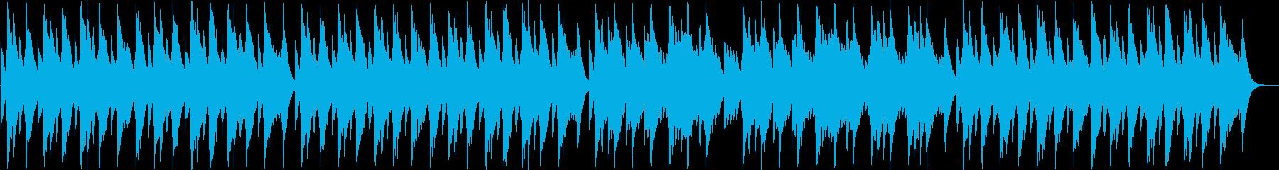 花の歌/ランゲ(オルゴール)の再生済みの波形