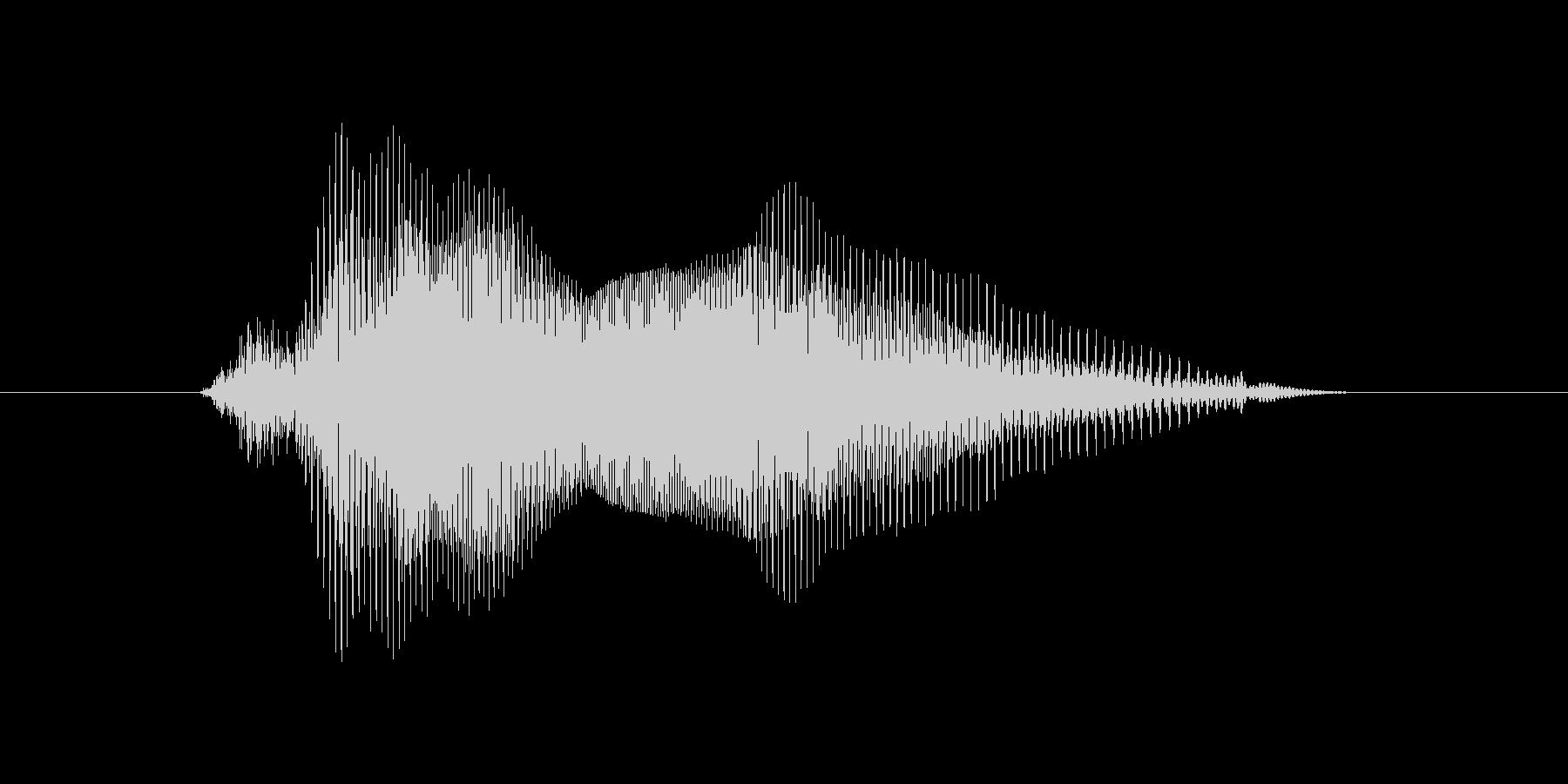 JANUARY(ジャヌアリー・Janu…の未再生の波形