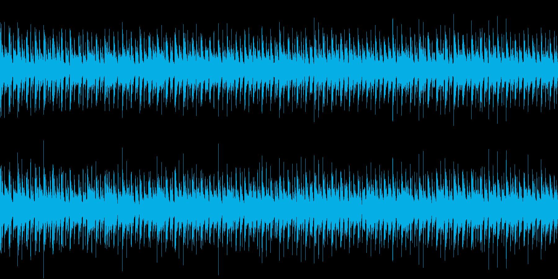 ダンジョン5 RPG ゲーム ループの再生済みの波形