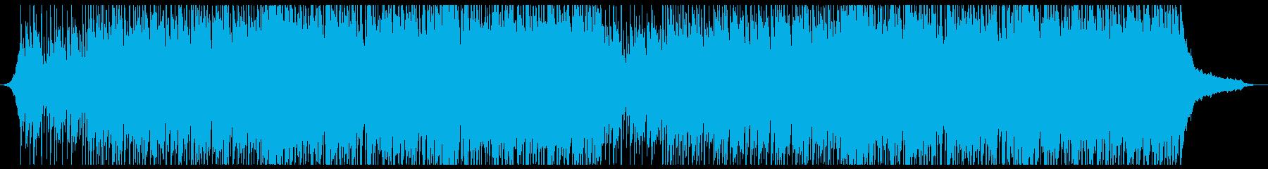 アコギの刻みが心地良い軽快ソフトロックの再生済みの波形