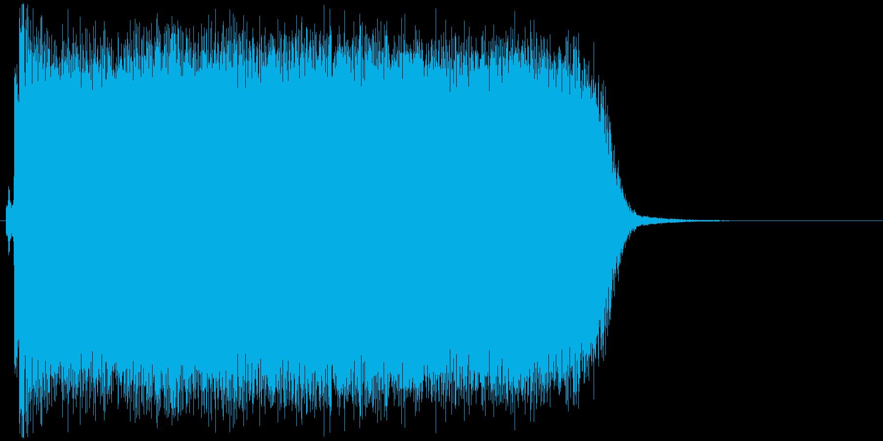ギュイーン(ロボット、起動、動き出す)の再生済みの波形