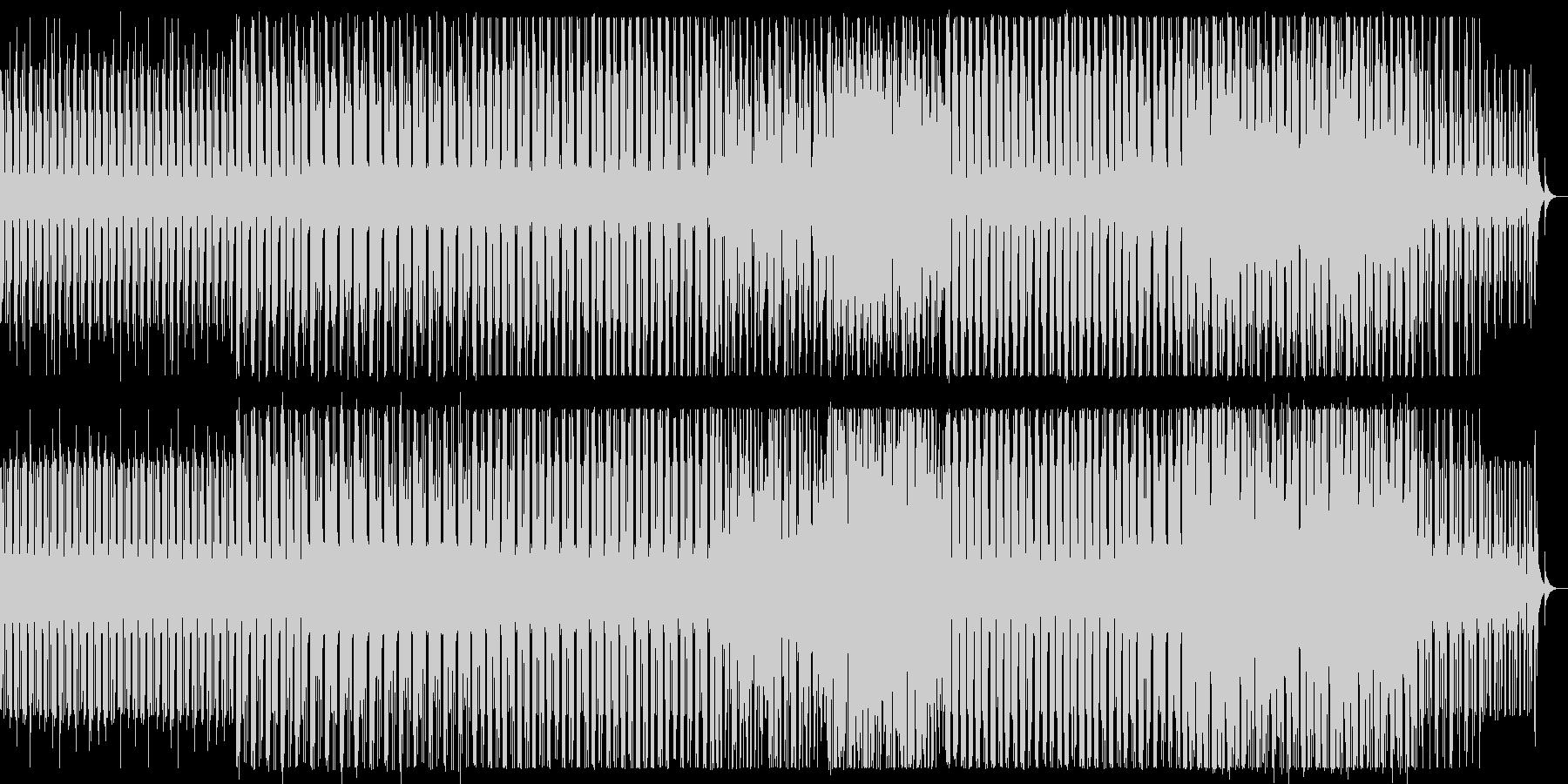秋にピッタリなHIPHOPサウンドの未再生の波形